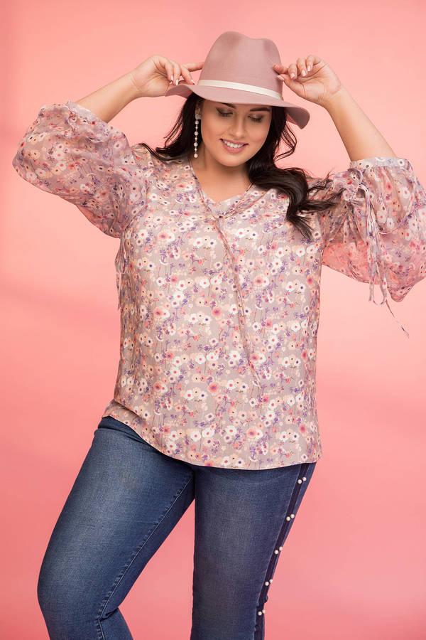 Блуза V20-a215-67#/0528