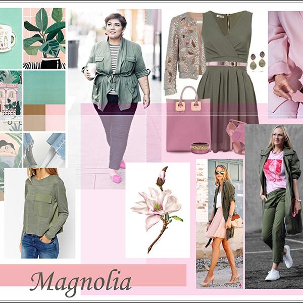 b3a05cef228 Коллекция весна-лето 2019. Капсула Magnolia - Магнолия (цветок)