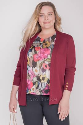 Женская одежда больших размеров Москве купить для полных, цена в ... 99f612c838f