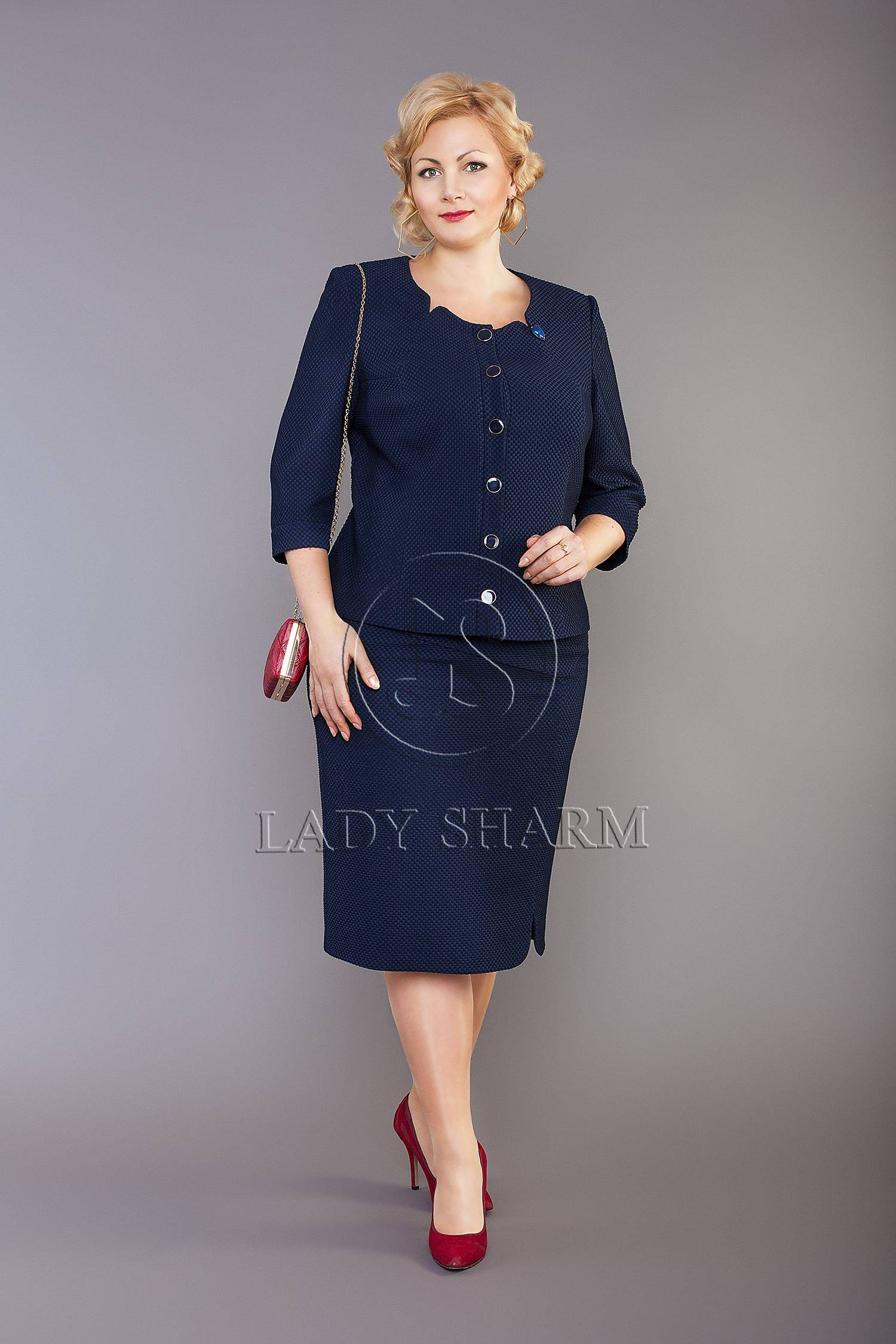 Леди Шарм Магазин Женской Одежды Больших Размеров